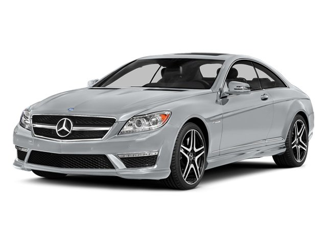 Diamond Silver Metallic 2014 Mercedes-Benz CL-Class Pictures CL-Class Coupe 2D CL63 AMG V8 Turbo photos front view