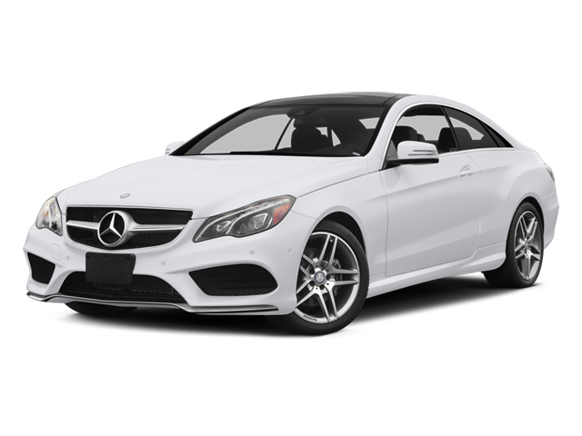 Polar White 2014 Mercedes-Benz E-Class Pictures E-Class Coupe 2D E350 AWD V6 photos front view