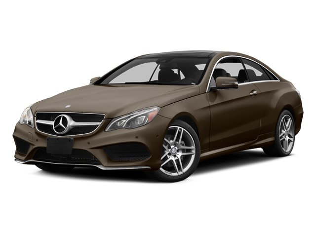 Dolomite Brown 2014 Mercedes-Benz E-Class Pictures E-Class Coupe 2D E350 AWD V6 photos front view