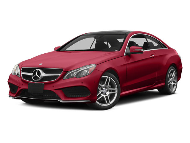 Mars Red 2014 Mercedes-Benz E-Class Pictures E-Class Coupe 2D E350 AWD V6 photos front view