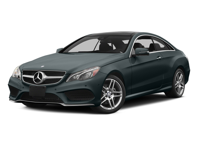 Steel Gray Metallic 2014 Mercedes-Benz E-Class Pictures E-Class Coupe 2D E350 AWD V6 photos front view