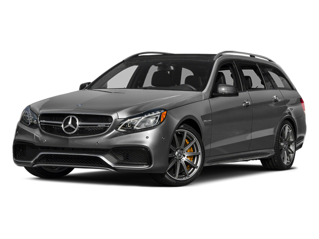 designo Graphite 2014 Mercedes-Benz E-Class Pictures E-Class Wagon 4D E63 AMG S AWD V8 Turbo photos front view