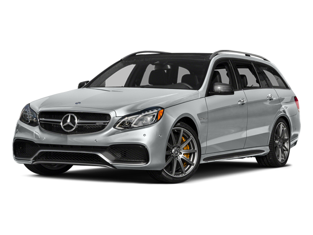 Iridium Silver Metallic 2014 Mercedes-Benz E-Class Pictures E-Class Wagon 4D E63 AMG S AWD V8 Turbo photos front view