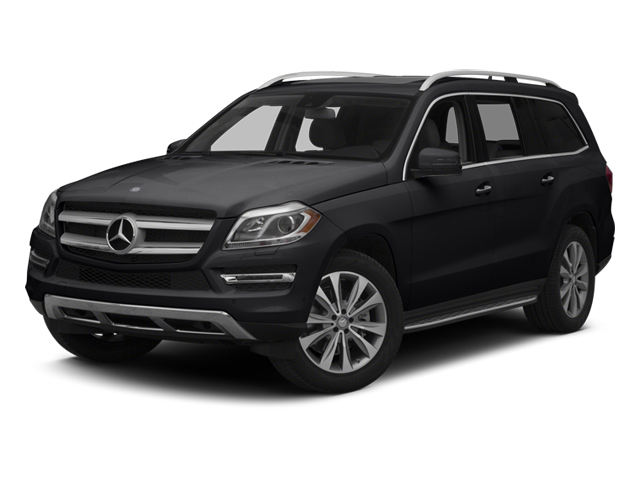 Black 2014 Mercedes-Benz GL-Class Pictures GL-Class Utility 4D GL450 4WD V8 photos front view