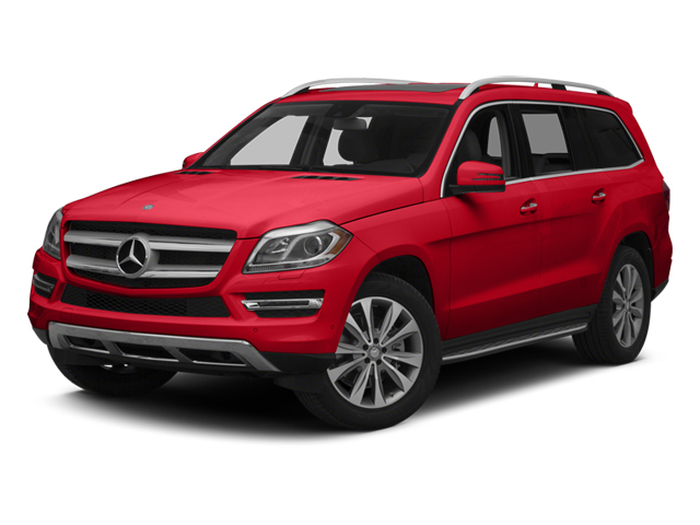 Cinnabar Red Metallic 2014 Mercedes-Benz GL-Class Pictures GL-Class Utility 4D GL450 4WD V8 photos front view