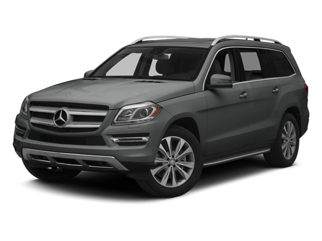 Palladium Silver Metallic 2014 Mercedes-Benz GL-Class Pictures GL-Class Utility 4D GL450 4WD V8 photos front view
