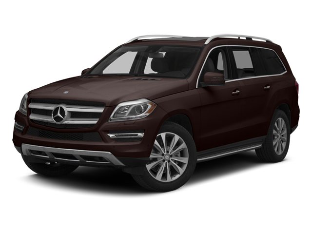 Dakota Brown Metallic 2014 Mercedes-Benz GL-Class Pictures GL-Class Utility 4D GL450 4WD V8 photos front view