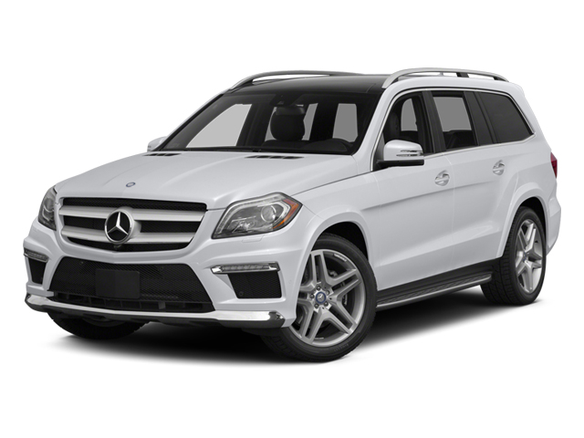 Polar White 2014 Mercedes-Benz GL-Class Pictures GL-Class Utility 4D GL550 4WD V8 photos front view
