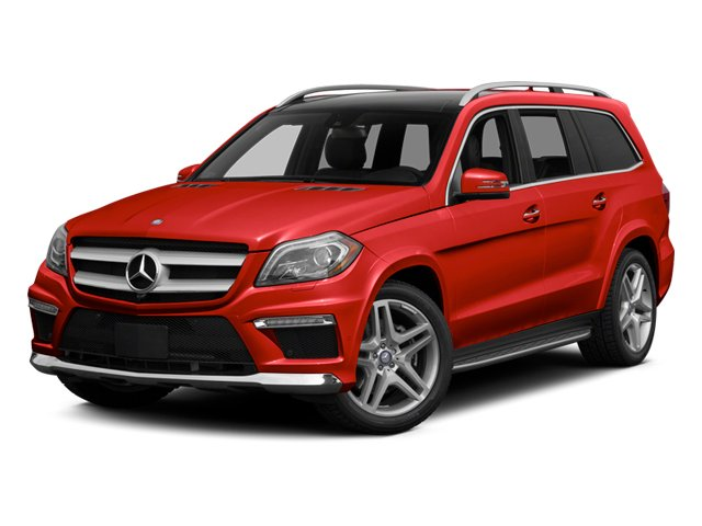 Cinnabar Red Metallic 2014 Mercedes-Benz GL-Class Pictures GL-Class Utility 4D GL550 4WD V8 photos front view