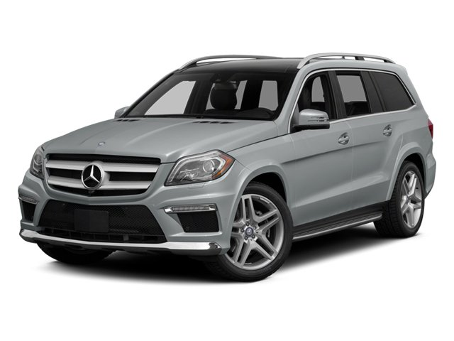 Iridium Silver Metallic 2014 Mercedes-Benz GL-Class Pictures GL-Class Utility 4D GL550 4WD V8 photos front view