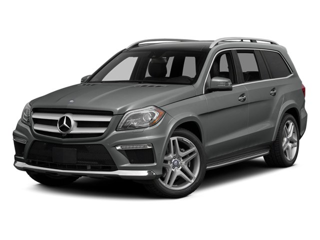 Palladium Silver Metallic 2014 Mercedes-Benz GL-Class Pictures GL-Class Utility 4D GL550 4WD V8 photos front view