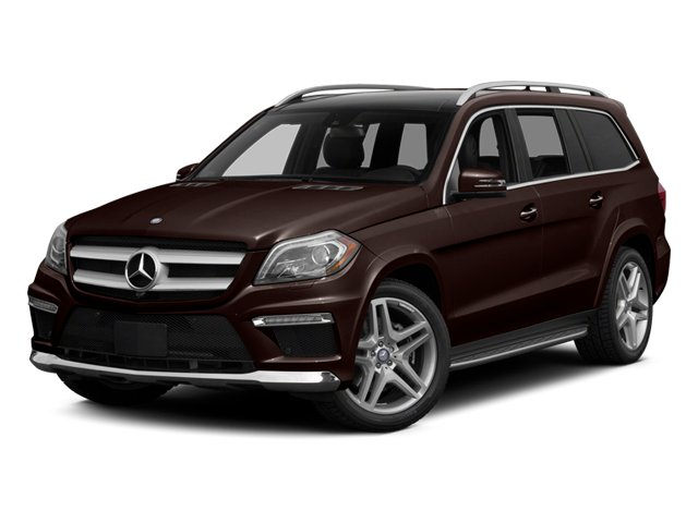 Dakota Brown Metallic 2014 Mercedes-Benz GL-Class Pictures GL-Class Utility 4D GL550 4WD V8 photos front view