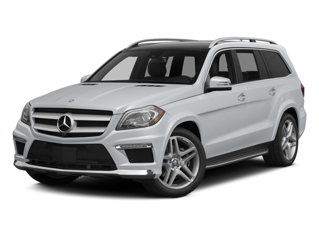 Diamond Silver Metallic 2014 Mercedes-Benz GL-Class Pictures GL-Class Utility 4D GL550 4WD V8 photos front view