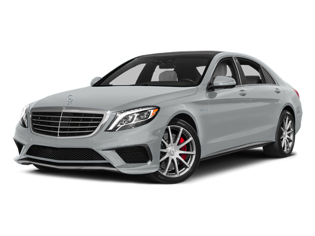 Iridium Silver Metallic 2014 Mercedes-Benz S-Class Pictures S-Class Sedan 4D S63 AMG AWD V8 Turbo photos front view