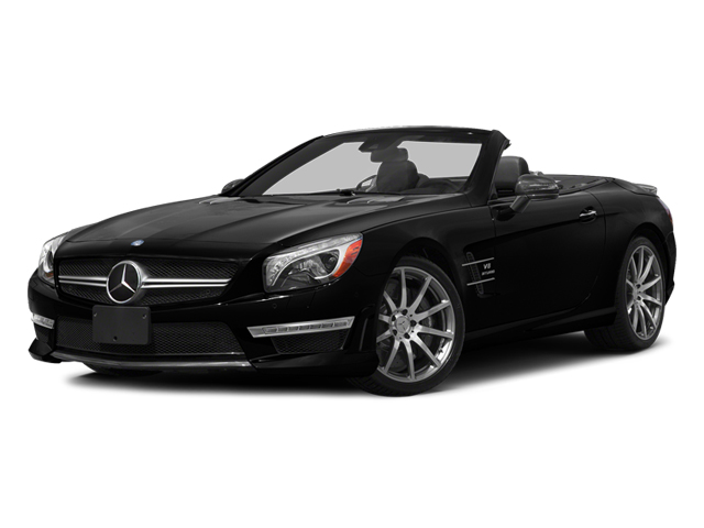 Magnetite Black Metallic 2014 Mercedes-Benz SL-Class Pictures SL-Class Roadster 2D SL63 AMG V8 Turbo photos front view