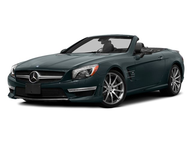Steel Gray Metallic 2014 Mercedes-Benz SL-Class Pictures SL-Class Roadster 2D SL63 AMG V8 Turbo photos front view