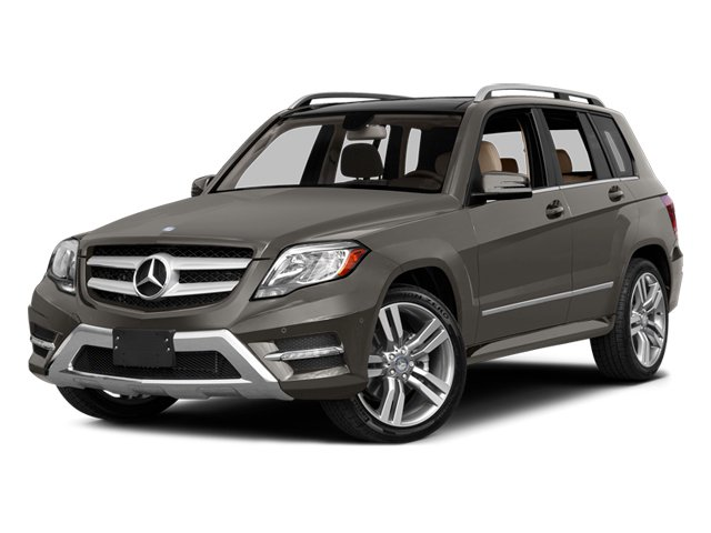 Pebble Gray 2014 Mercedes-Benz GLK-Class Pictures GLK-Class Utility 4D GLK350 2WD V6 photos front view