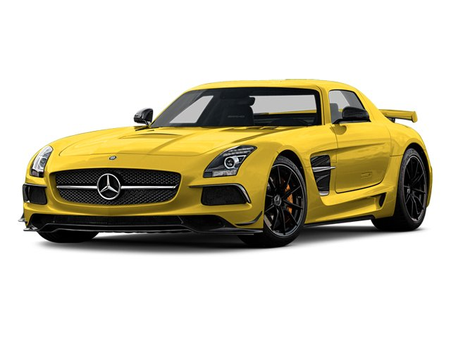 AMG Solarbeam Yellow 2014 Mercedes-Benz SLS AMG Black Series Pictures SLS AMG Black Series 2 Door Coupe Black Series photos front view