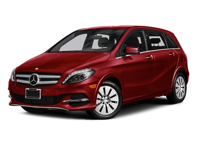 Jupiter Red 2014 Mercedes-Benz B-Class Pictures B-Class Hatchback 5D Electric Drive photos front view