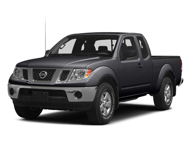 Night Armor 2014 Nissan Frontier Pictures Frontier King Cab SV 2WD photos front view