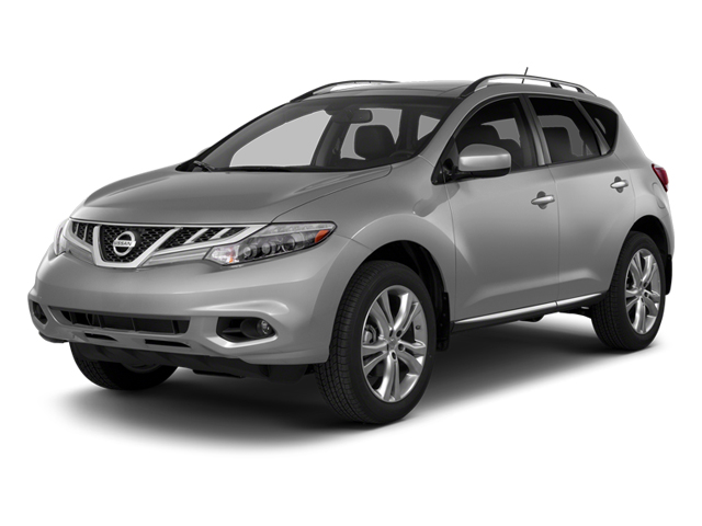 Brilliant Silver Metallic 2014 Nissan Murano Pictures Murano Utility 4D LE AWD V6 photos front view