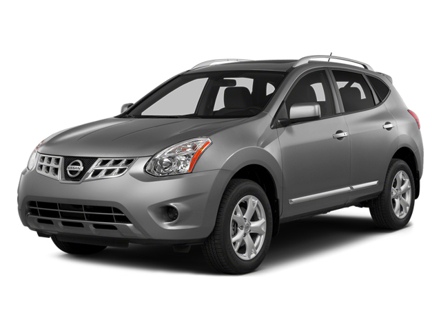 Platinum Graphite 2014 Nissan Rogue Select Pictures Rogue Select Utility 4D S 2WD I4 photos front view