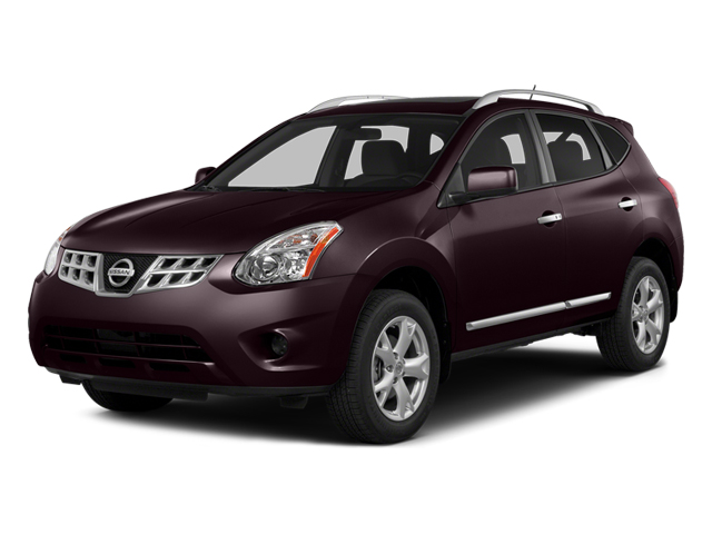 Black Amethyst 2014 Nissan Rogue Select Pictures Rogue Select Utility 4D S 2WD I4 photos front view