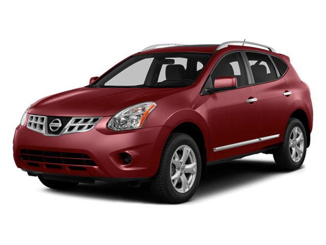 Cayenne Red 2014 Nissan Rogue Select Pictures Rogue Select Utility 4D S 2WD I4 photos front view