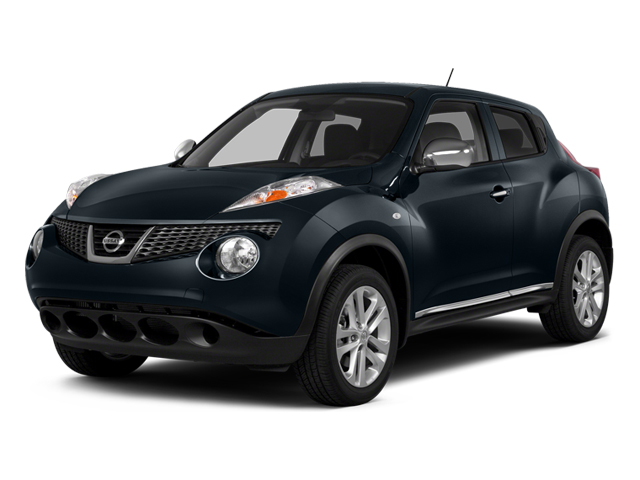 Graphite Blue 2014 Nissan JUKE Pictures JUKE Utlity 4D SV AWD I4 Turbo photos front view