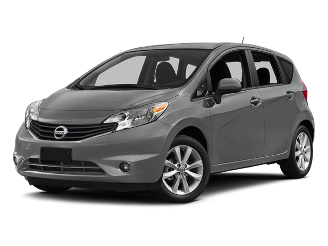 Magnetic Gray Metallic 2014 Nissan Versa Note Pictures Versa Note Hatchback 5D Note S Plus I4 photos front view