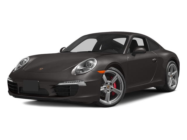 Anthracite Brown Metallic 2014 Porsche 911 Pictures 911 Coupe 2D Turbo AWD H6 photos front view