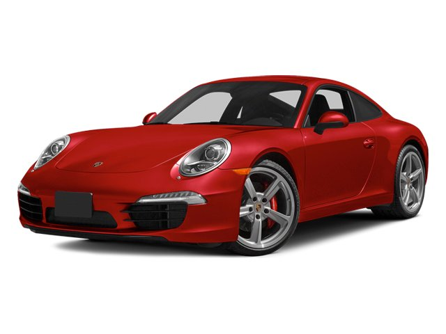 Guards Red 2014 Porsche 911 Pictures 911 Coupe 2D Turbo AWD H6 photos front view