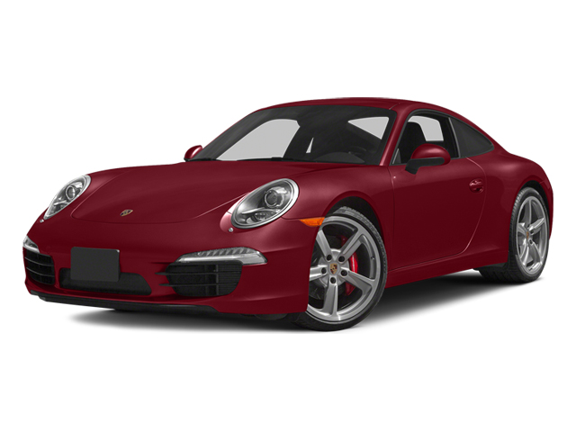 Amaranth Red Metallic 2014 Porsche 911 Pictures 911 Coupe 2D Turbo AWD H6 photos front view