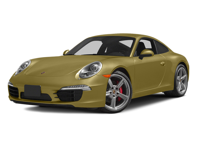 Lime Gold Metallic 2014 Porsche 911 Pictures 911 Coupe 2D Turbo AWD H6 photos front view