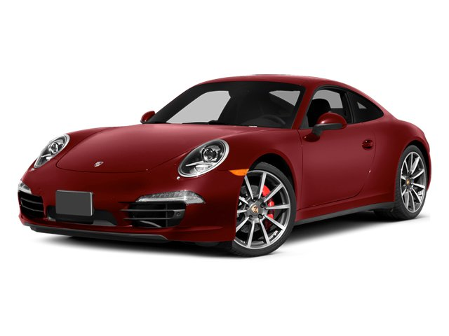 Amaranth Red Metallic 2014 Porsche 911 Pictures 911 Coupe 2D 4 AWD H6 photos front view