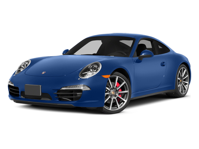 Sapphire Blue Metallic 2014 Porsche 911 Pictures 911 Coupe 2D 4 AWD H6 photos front view