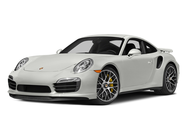 White 2014 Porsche 911 Pictures 911 Coupe 2D Turbo S AWD H6 photos front view