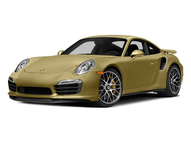 Lime Gold Metallic 2014 Porsche 911 Pictures 911 Coupe 2D Turbo S AWD H6 photos front view