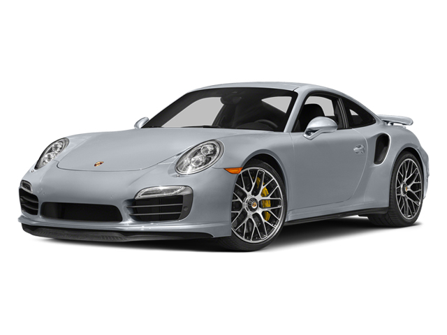 Rhodium Silver Metallic 2014 Porsche 911 Pictures 911 Coupe 2D Turbo S AWD H6 photos front view