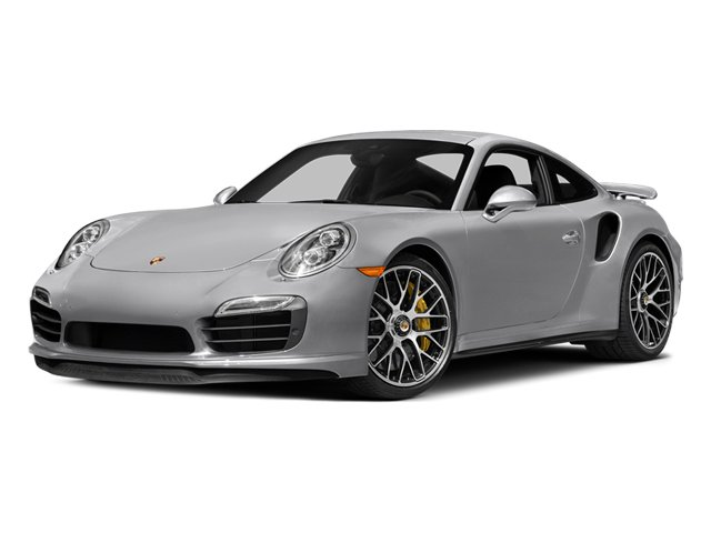 GT Silver Metallic 2014 Porsche 911 Pictures 911 Coupe 2D Turbo S AWD H6 photos front view