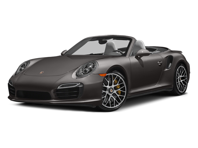 Anthracite Brown Metallic 2014 Porsche 911 Pictures 911 Cabriolet 2D S AWD H6 Turbo photos front view