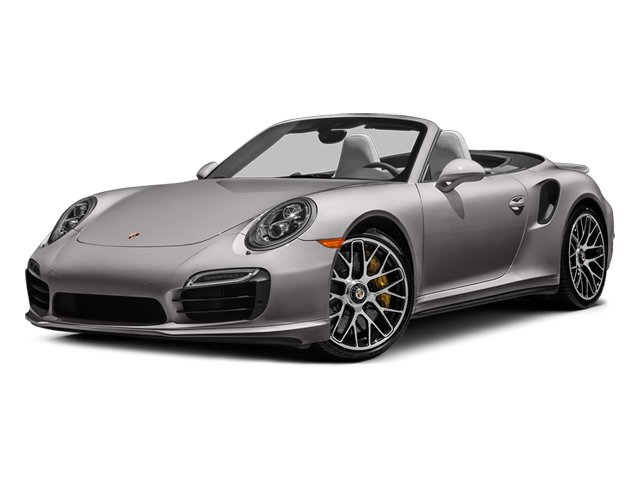 Agate Gray Metallic 2014 Porsche 911 Pictures 911 Cabriolet 2D AWD H6 Turbo photos front view