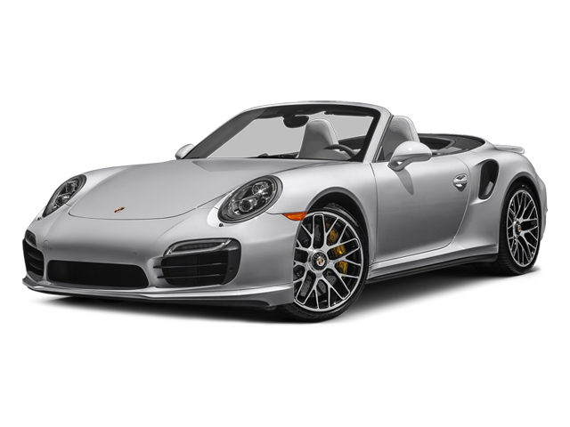 GT Silver Metallic 2014 Porsche 911 Pictures 911 Cabriolet 2D S AWD H6 Turbo photos front view