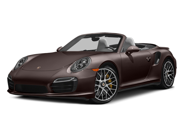 Mahogany Metallic 2014 Porsche 911 Pictures 911 Cabriolet 2D S AWD H6 Turbo photos front view