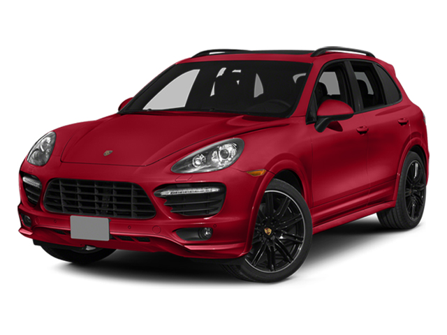 Carmine Red 2014 Porsche Cayenne Pictures Cayenne Utility 4D GTS AWD V8 photos front view