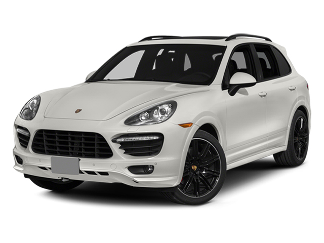 White 2014 Porsche Cayenne Pictures Cayenne Utility 4D GTS AWD V8 photos front view