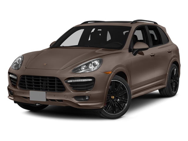 Umber Metallic 2014 Porsche Cayenne Pictures Cayenne Utility 4D GTS AWD V8 photos front view