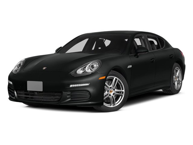 Custom Color Uni 2014 Porsche Panamera Pictures Panamera Hatchback 4D 4S V6 Turbo photos front view