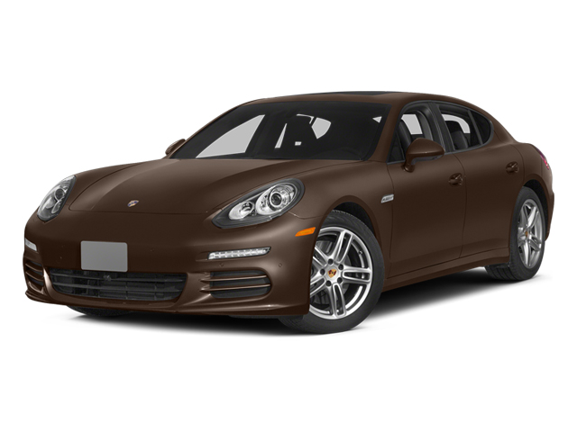 Cognac Metallic 2014 Porsche Panamera Pictures Panamera Hatchback 4D S V6 Turbo photos front view
