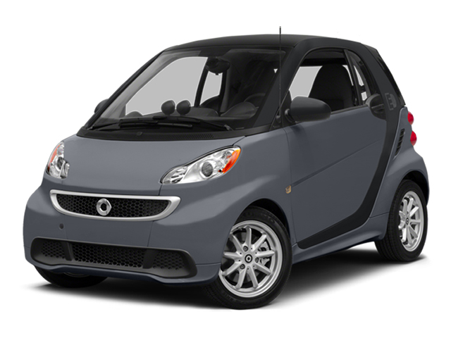 Gray Matte 2014 smart fortwo electric drive Pictures fortwo electric drive Coupe 2D Electric photos front view
